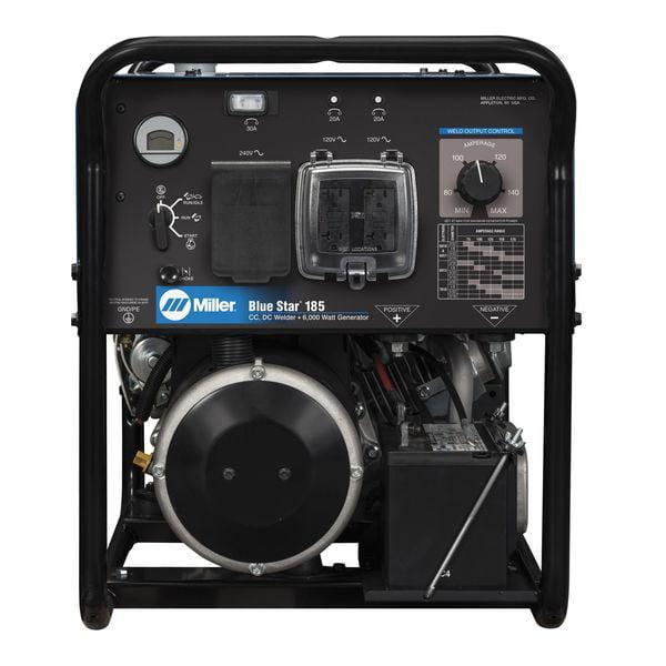 MILLER ELECTRIC Engine Driven Welder,Gas,13 HP 907664
