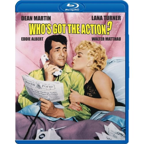 Who's Got The Action? (Blu-ray) (Widescreen)