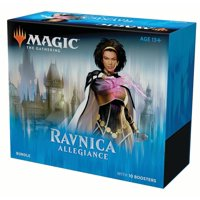 MAGIC THE GATHERING TCG: RAVNICA ALLEGIANCE BUNDLE WITH 10 BOOSTER PACKS