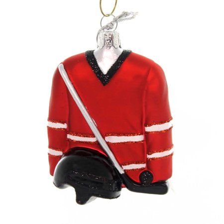 Noble Gems HOCKEY OUTFIT Glass Shirt Puck Helmet Stick (Hockey Outlet)