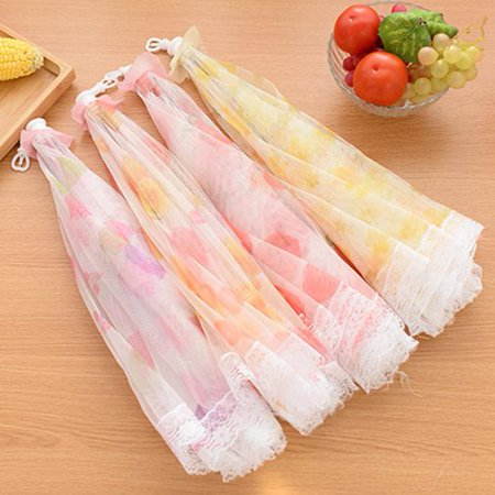 Kitchen Food Umbrella Cover Picnic Barbecue Party Fly Mosquito Mesh Net Tent NEW ()