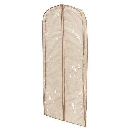 honey can do sft 01258 dress storage bag ()