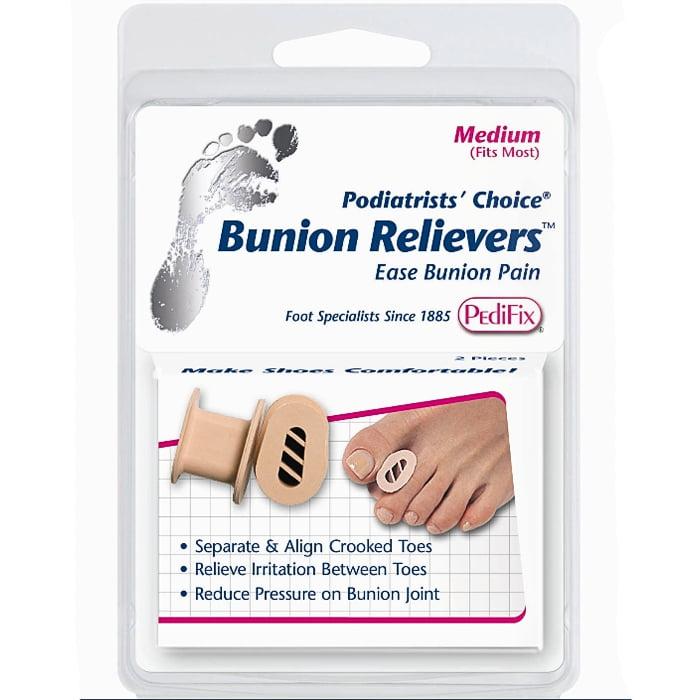PediFix Podiatrists' Choice Bunion Relievers/2 Small