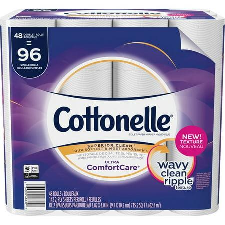 Cottonelle ComfortCare Bath Tissue (kcc-48639)