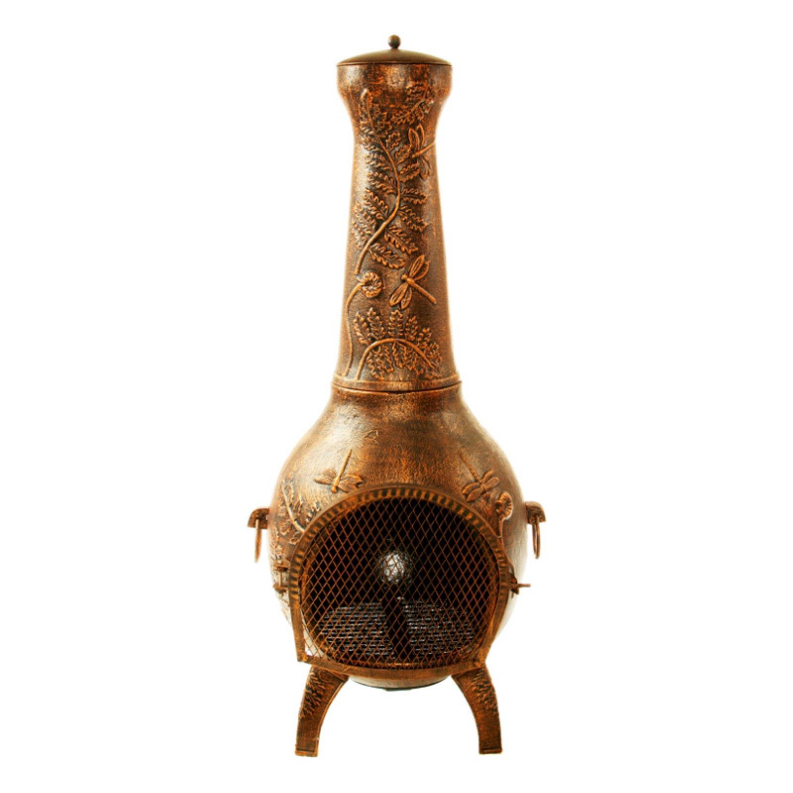 Oakland Living 53 in. Dragonfly Chiminea by Oakland Living Corp