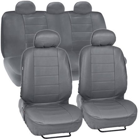 Motor Trend Synthetic Leather Seat Covers For Car And Suv