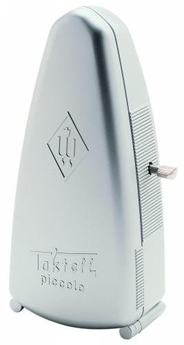 Wittner 838 Taktell Piccolo Metronome in Silver by Wittner