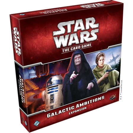 Star Wars: The Card Game - Galactic Ambitions (Star Wars The Card Game)