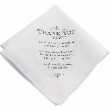 Mens Thank You Hankie