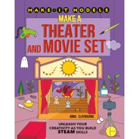Make-It Models: Make a Theater and Movie Set (Hardcover)