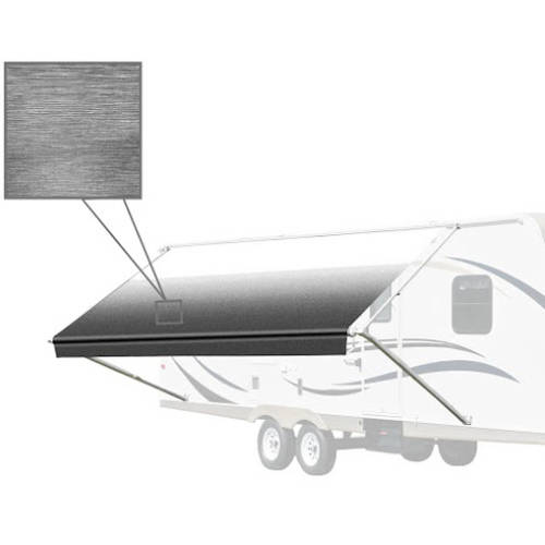 ALEKO Retractable RV/Patio Awning, Choose Your Size and Color