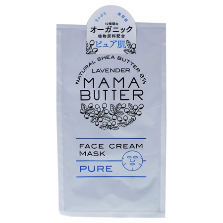 Face Cream Mask - Pure