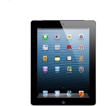 Apple iPad with Retina Display 16GB with Wi-Fi (Black)