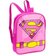 "DC Comics Supergirl 12"" Mini OPP Backpack"