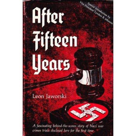 After Fifteen Years - eBook (Fifteen Years)
