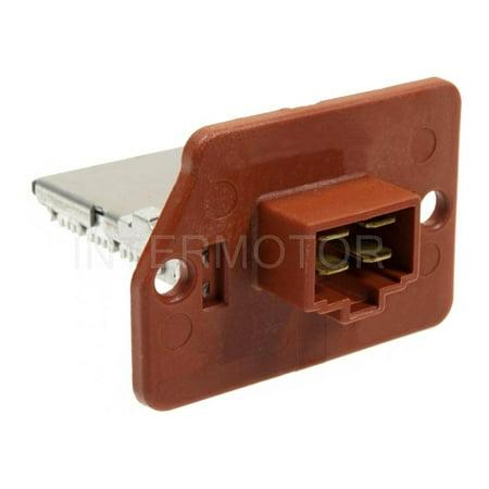 Standard RU-519 Blower Motor Resistor For Kia -