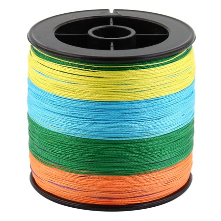Fishing line wire beading thread cord colorful dia for Fish wire walmart