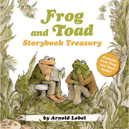 Frog and Toad Storybook Treasury: 4 Complete Stories in 1 Volume! (Lord Of The Rings One Volume Hardcover)