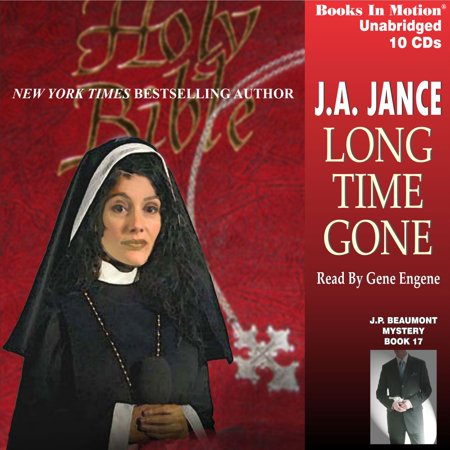 Long Time Gone - Audiobook