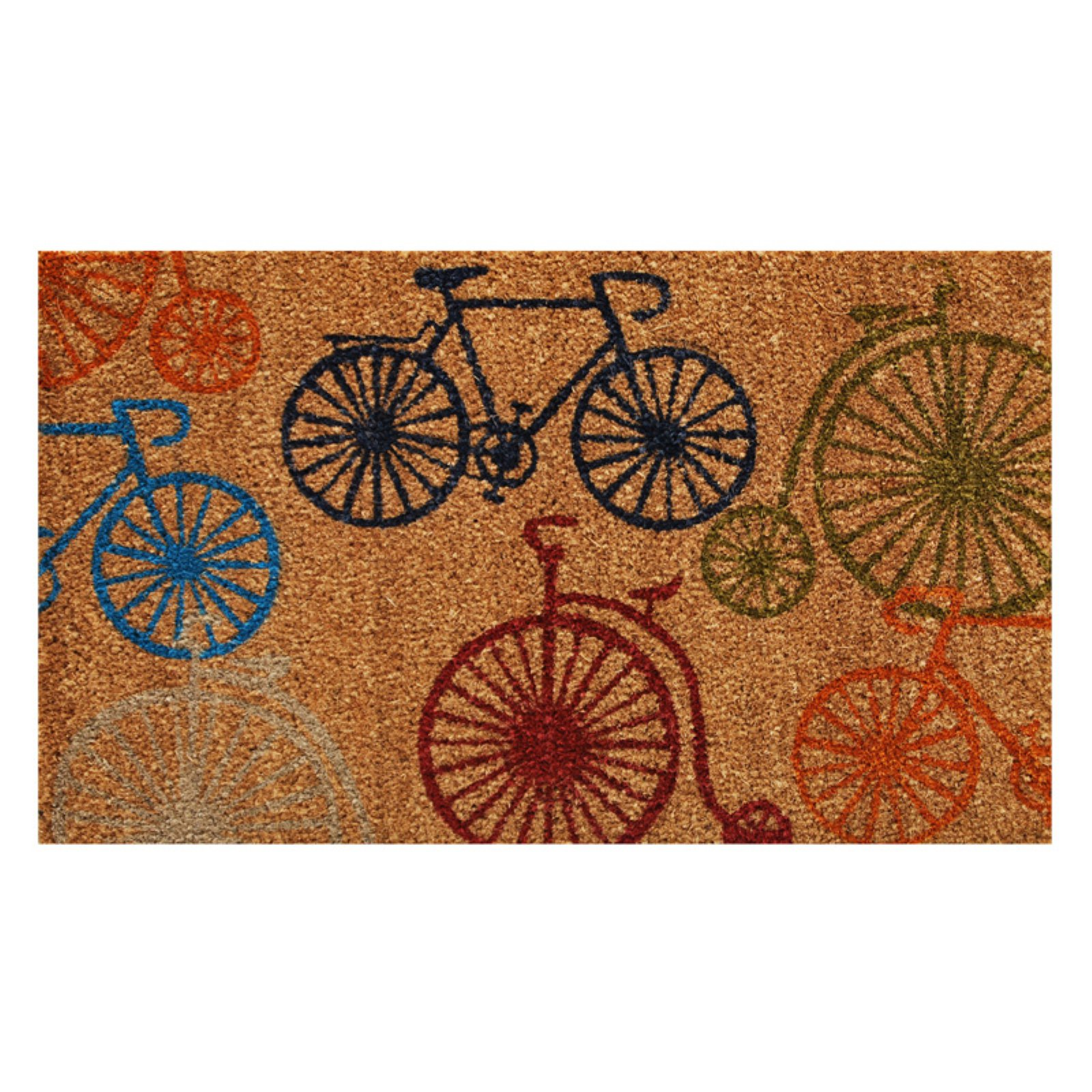 Home & More Bicycles Doormat