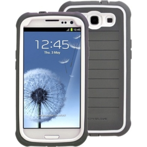 BODY GLOVE 9339903 Samsung(R) Galaxy S(R) III ShockSuit Case (Charcoal/White)