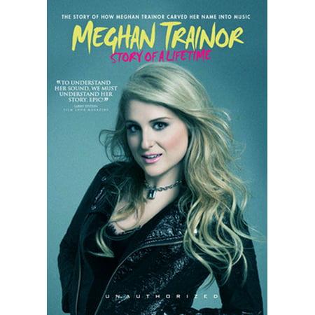 Meghan Trainor: Story of a Lifetime (DVD) (Lifetime Dvd Movies)