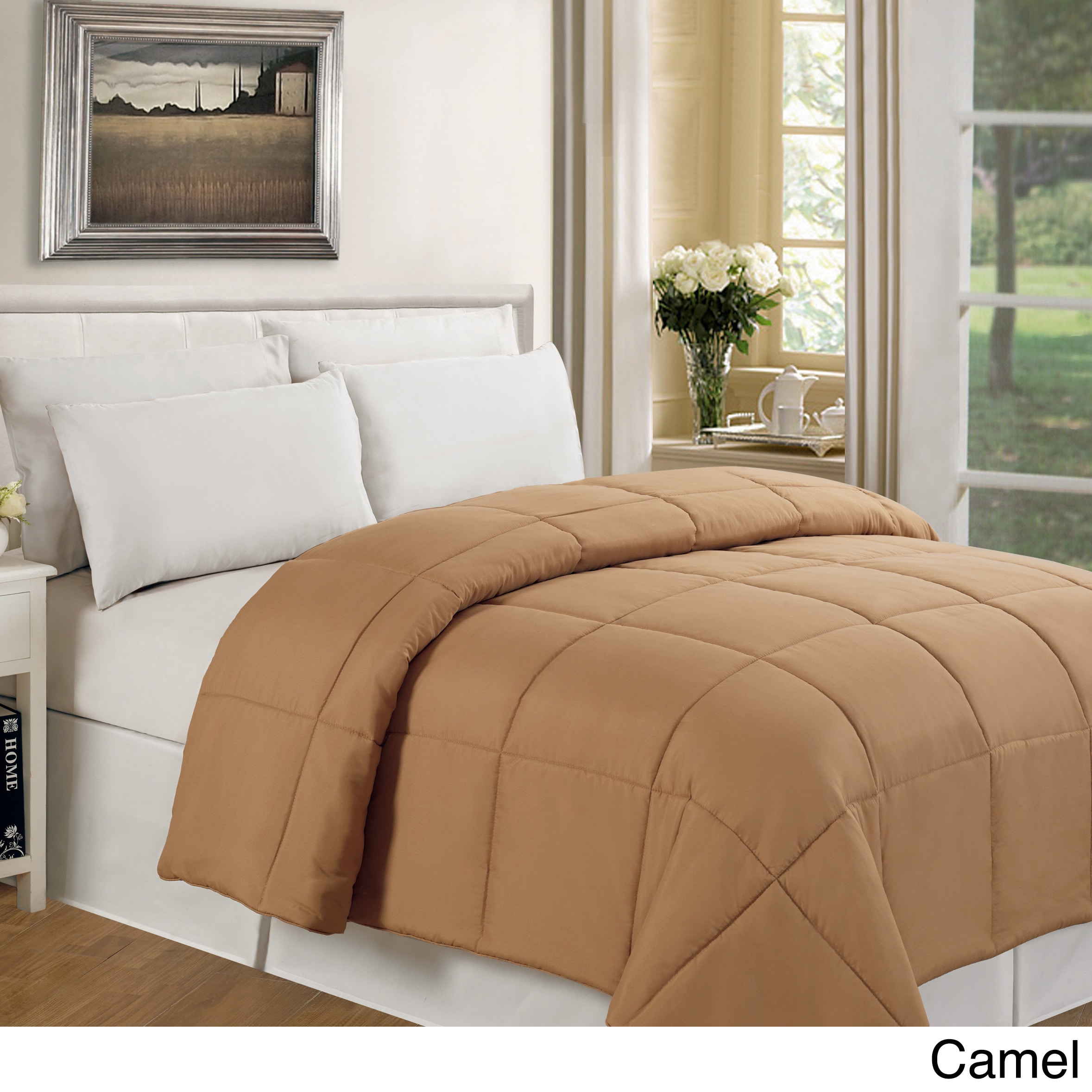 Richmond Home Twin Comforter in Ivory