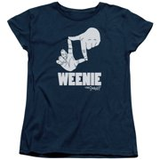 Sandlot L7 Weenie Womens Short Sleeve Shirt