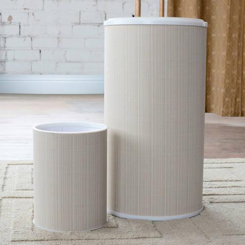 LaMont Raine Hamper with Wastebasket Set