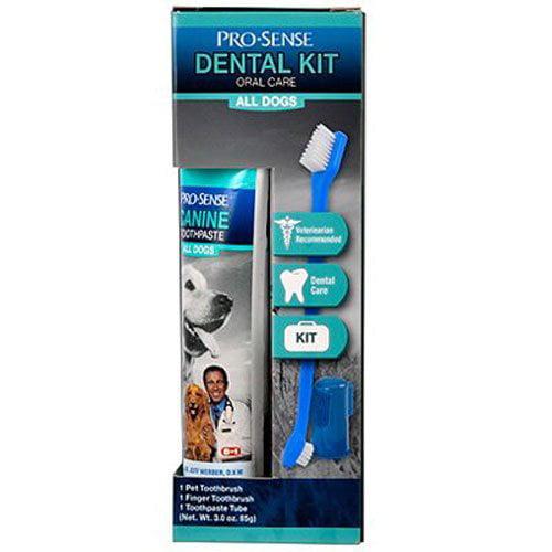 Pro Sense Dental Starter Kit, Fresh Flavor, 3 Ounce (P-82617)