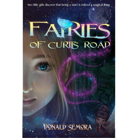 Fairies of Curtis Road - eBook