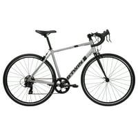 """Btwin by DECATHLON - 28"""" Road Bike Triban 100, Grey"""