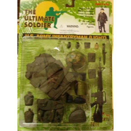 Ultimate Soldier Vietnam US Army Infantryman (Us Army Soldiers)