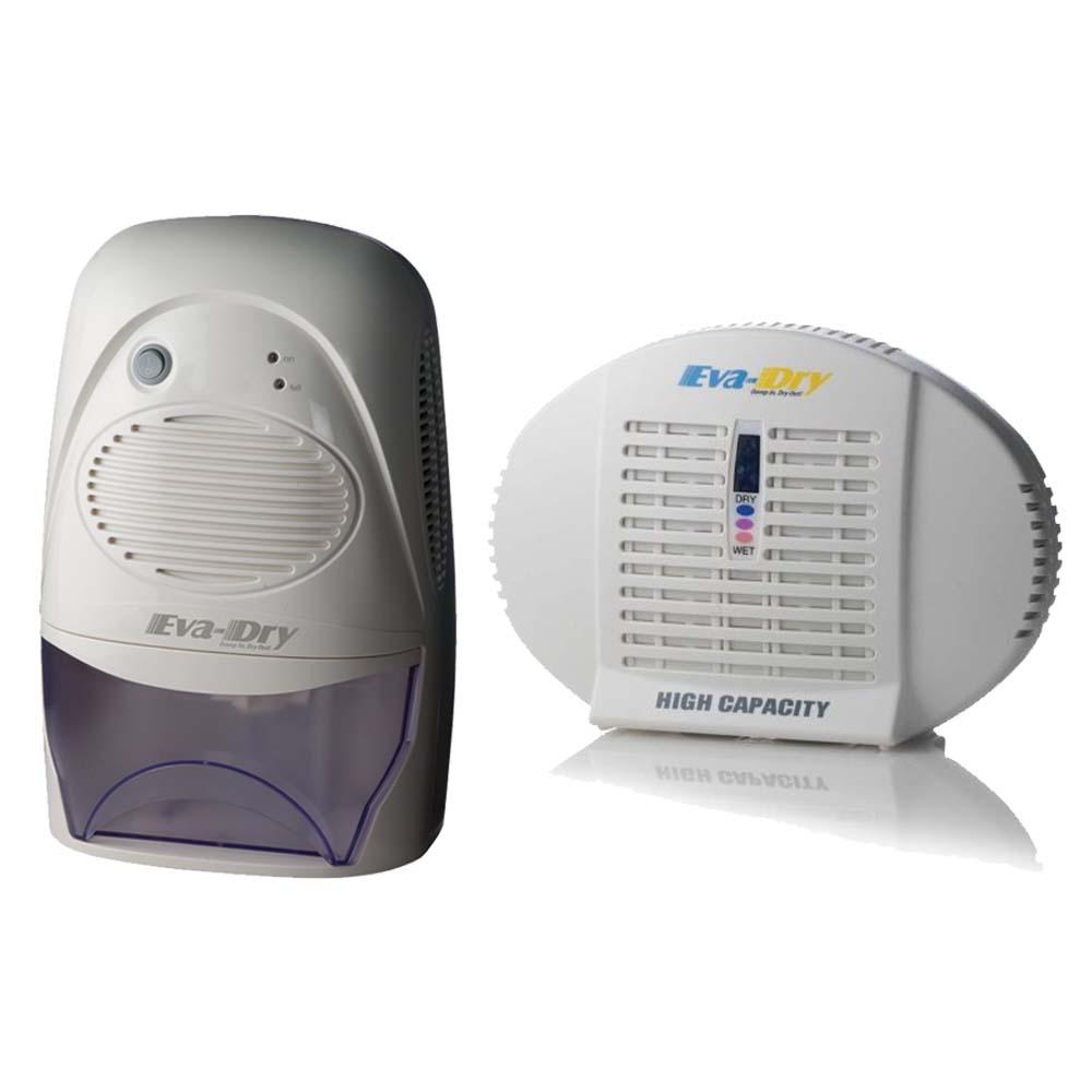 Dehumidifier Bags Walmart eva-dry edv-2200 dehumidifier (white) + e-500 high-capacity