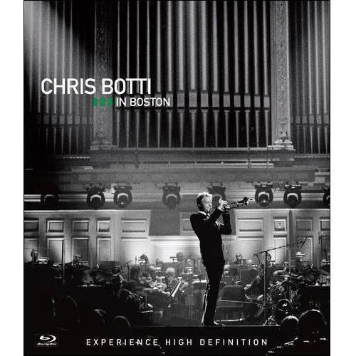 Chris Botti: Chris Botti In Boston (Blu-ray)