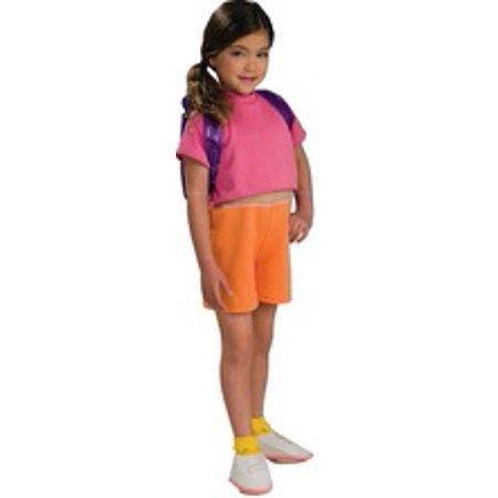 Rubie\'s Dora the Explorer Child Costume - Medium Size 8-10 - Daria Costume