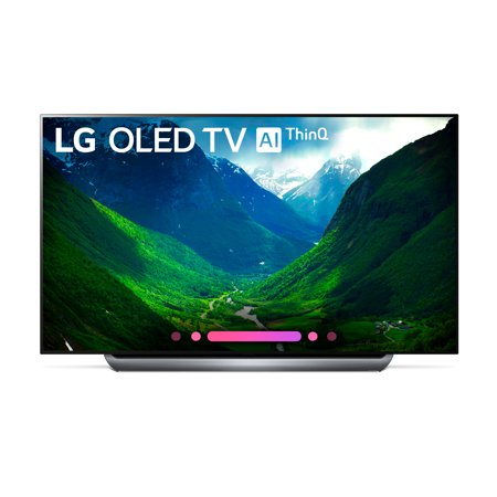 "LG 77"" Class OLED C8 Series 4K (2160P) Smart Ultra HD HDR TV - OLED77C8PUA"