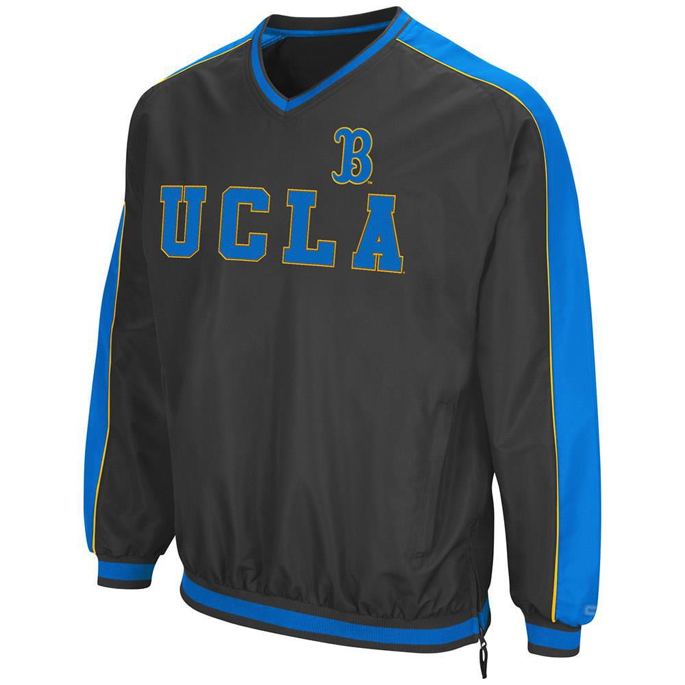 Mens UCLA Bruins Attack Line Wind Breaker Jacket by Colosseum