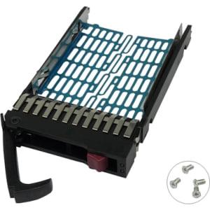 """2.5"""" SATA SAS HDD Hard Drive Tray Caddy for HP 378343-002..."""
