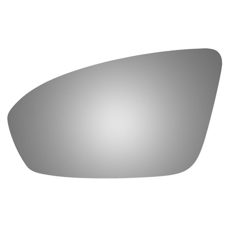 For 13-16 BMW 528I Driver Side EC Glass Only Flat Mirror Glass Replacement