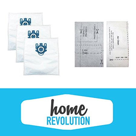 7189520 Miele GN Vacuum Cloth Bag & Micro Filter Replacement Set