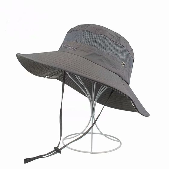 57ace797b837b EFT - Outback Mens UV Protection Hat- Khaki One Size