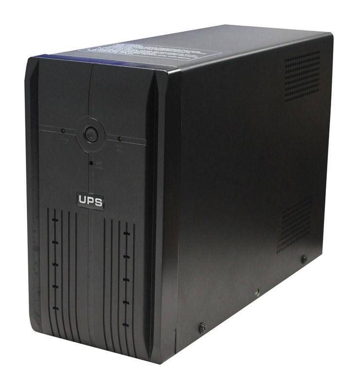 Ideal Uninterrupted Power Supply 1200 V Black