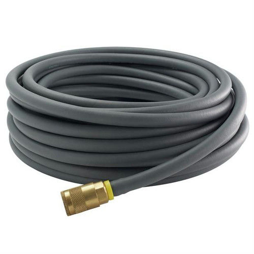 SENCO PC0064 1/4 in. x 50 ft. Quick Couple Air Hose with 1/4 in. Plug and Coupler