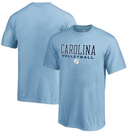 North Carolina Tar Heels Fanatics Branded Youth True Sport Volleyball T-Shirt - Carolina Blue
