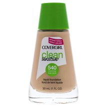 Covergirl Clean Sensitive Liquid Foundation
