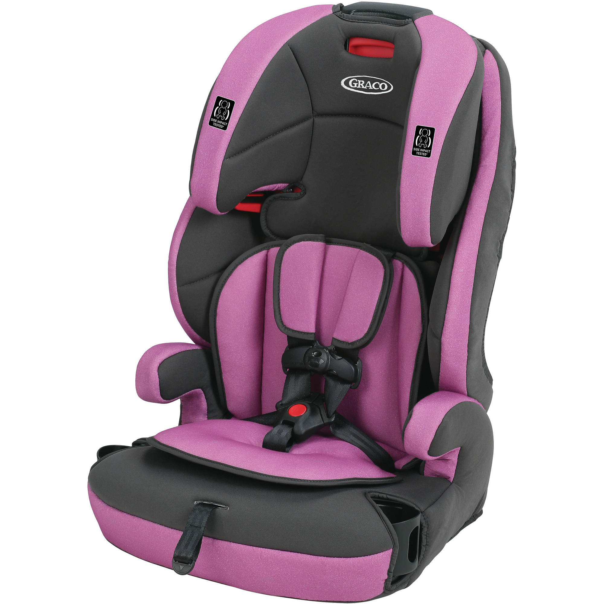 Graco Tranzitions 3-in-1 Harness Booster Car Seat, Kyte