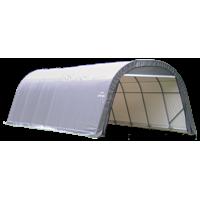 12' x 24' x 8' Round Style Shelter