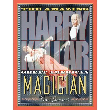 Great Magicians Set - The Amazing Harry Kellar : Great American Magician