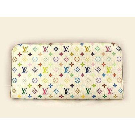 Louis Vuitton Monogram Speedy 30 - LOUIS VUITTON Monogram Multicolore Insolite Long Wallet 219421